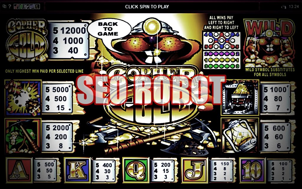 Cara mendapatkan keuntungan dalam permainan slot online